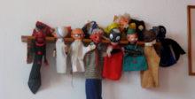 Puppen die in keinem Kinderzimmer fehlten