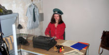Coras Nebenjob bei der Stasi