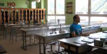 Chris 1. Schultag in der DDR