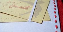 Karte Rubinhochzeit