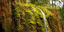 Das erste Photo vom Nohner Wasserfall