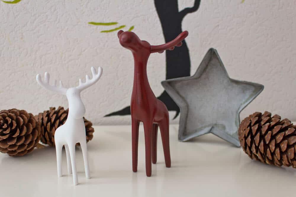 Weihnachtsdeko - Anton & Emil